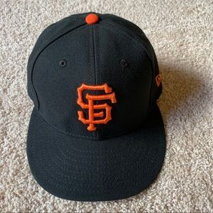 New Era 59FIFTY San Francisco fitted hat Size 7